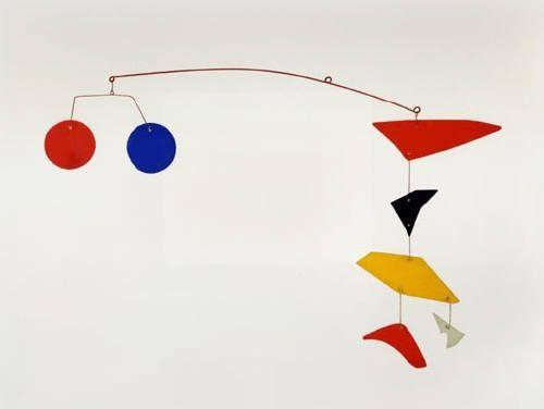 Vacanze di Pasqua a Palazzo Traversa con Calder e le sue sculture