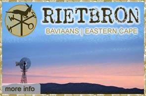 rietbron baviaans eastern cape