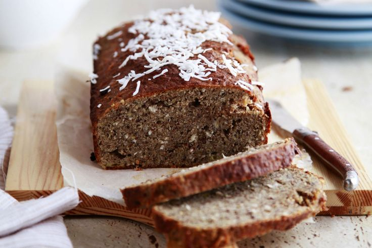 Wholemeal Banana, Date and Apple Bread