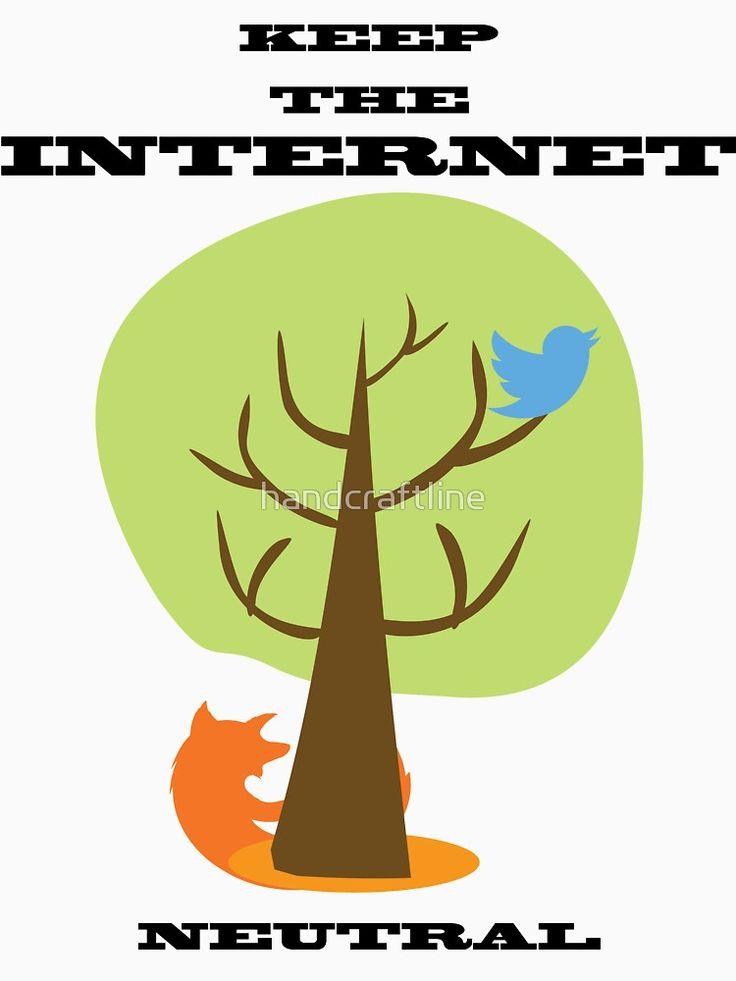 Keep the internet neural by handcraftline, Net neturality