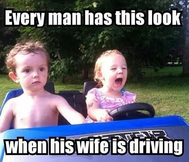 Hahaha...unfortunately, this is EVERYONE when I'm driving. Love my life!