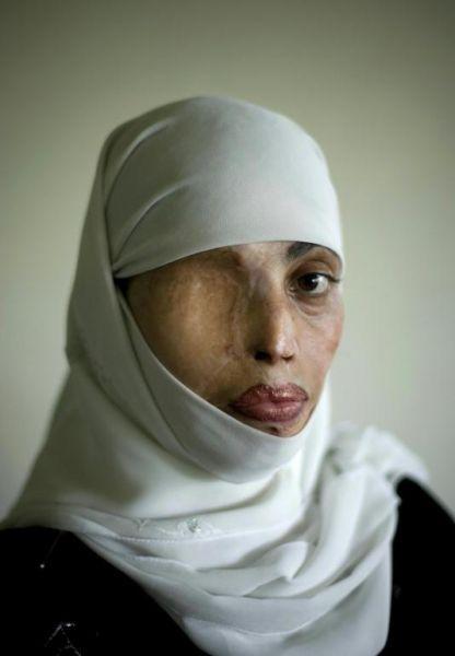 Muslim Women Abuse   13 Beautiful Muslim Women