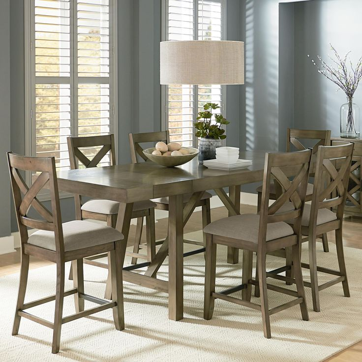 Best 25+ Counter height table sets ideas on Pinterest   Counter ...