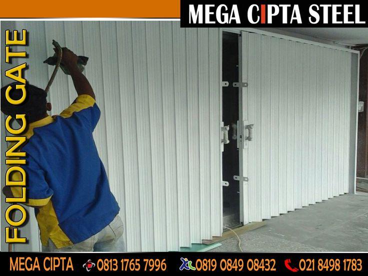 HARGA FOLDING GATE MURAH GEDONG CIJANTUNG