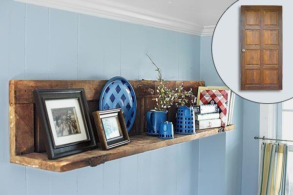 34 best minnehaha season 1 images on pinterest nicole for Reuse old wooden doors