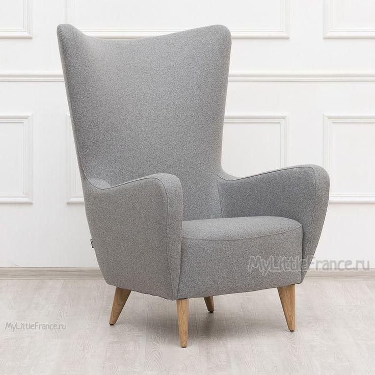 Кресло KATO - Интерьерные кресла - Кресла - Диваны и Кресла My Little France