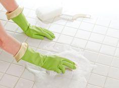 come pulire le piastrelle di bagno e cucina pourfemme