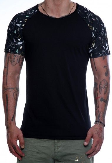 sleeves pattern #vagrancylifestyle #handmade #tops #man