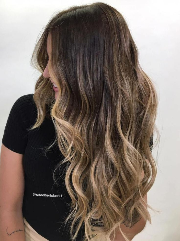 hair highlights ideas