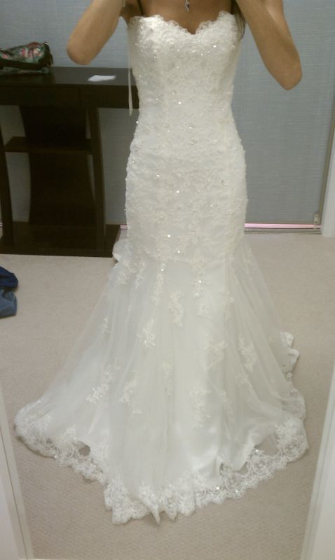 Maggie Sottero Tracey Dress