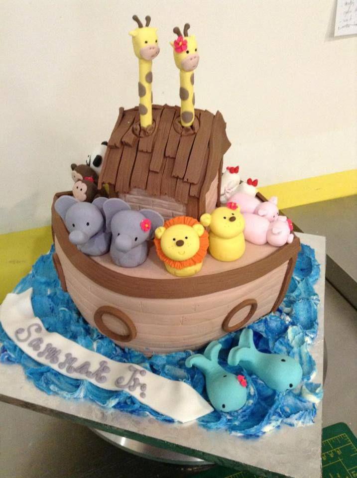 best baby shower noah's ark images on   noah ark, Baby shower invitation