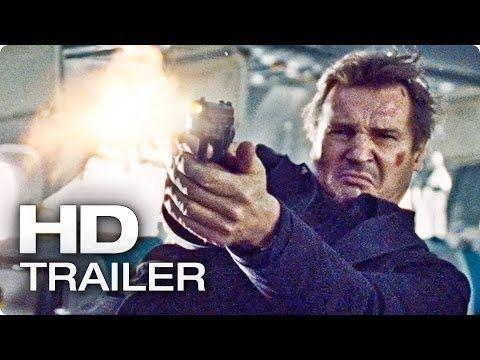 NON-STOP Offizieller Trailer Deutsch German   2014 Liam Neeson [HD]