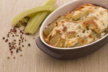 Cardi gratinati: a vegetarian recipe that tastes just perfect. #vegetarian #food #recipe #italian #marche