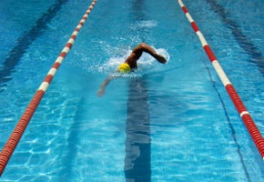 swim program for beginner tri