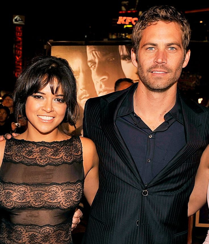 "Michelle Rodriguez Mourns Fast and the Furious Costar Paul Walker's Death: ""I'm Gonna Carry This Torch For You Brother"""