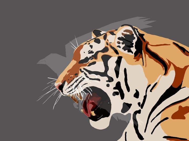 Tiger by Loren Crawford
