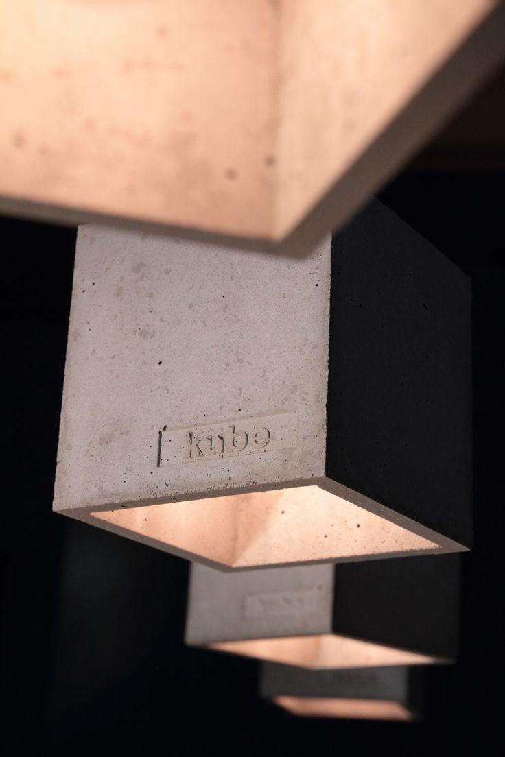 riippuvalaisin, betonivalaisin - lamp