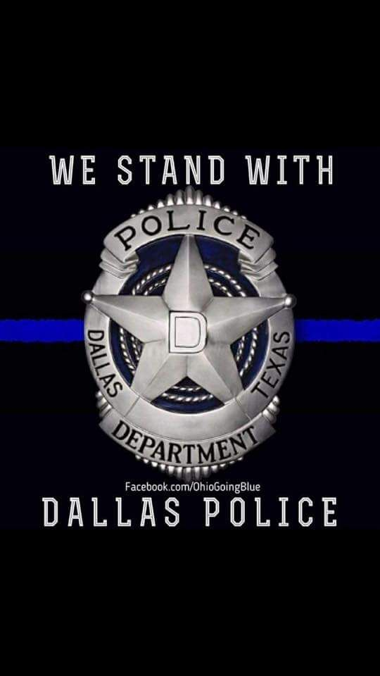 God Bless ALL of our law enforcement officers!!!