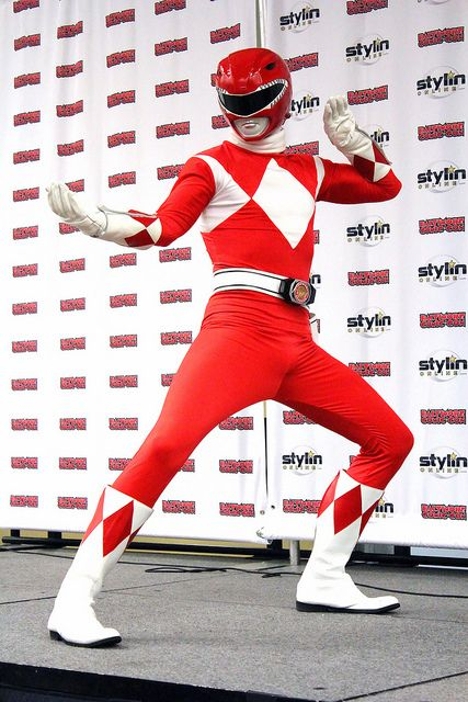 144 Best Images About Red Ranger On Pinterest Pop