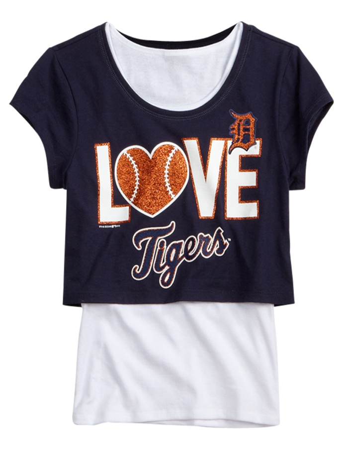 Love this from justice they have all MLB teams! Go Tigers!