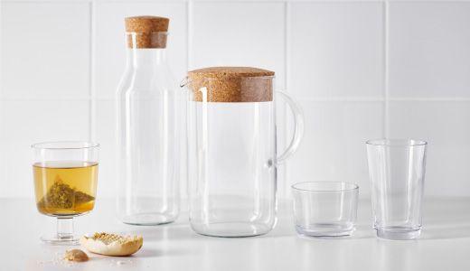 les 7 meilleures images du tableau carafe sur pinterest carafe carafe d 39 eau et bouteille. Black Bedroom Furniture Sets. Home Design Ideas