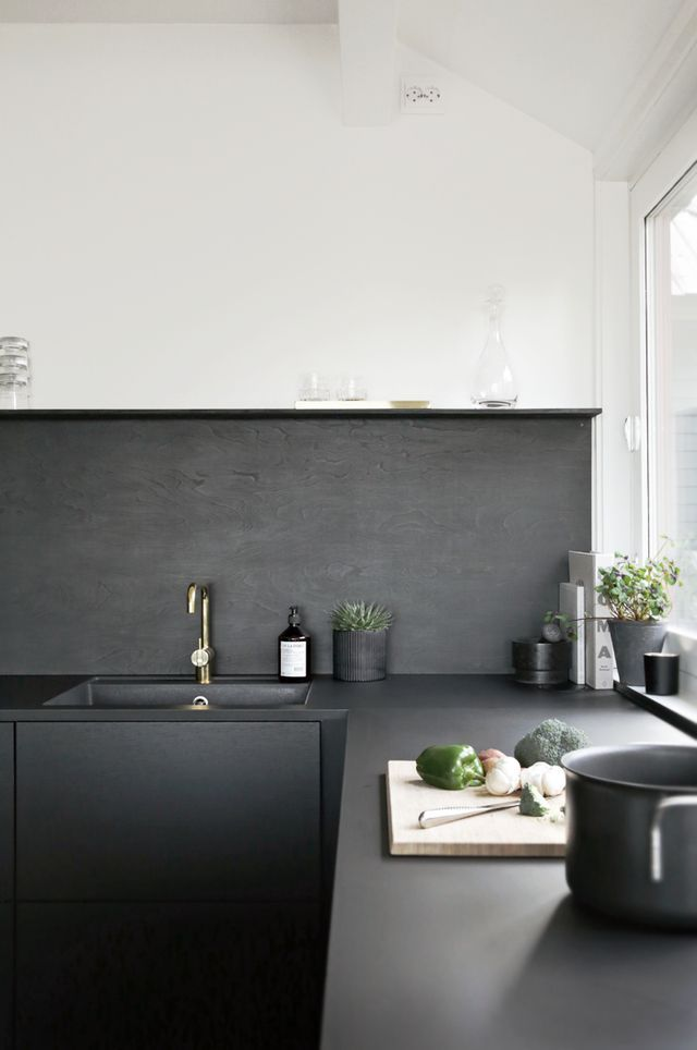 Kitchen BEFORE U0026 AFTER (Stylizimo Blog). Modern Interior DesignInterior ...