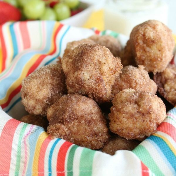 Cinnamon Breakfast Bites | Recipe | Crescent cinnamon ...
