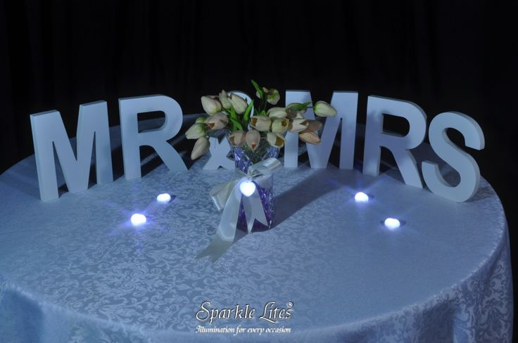 Sparkle Hearts perfect for wedding table decorations.  www.sparklelites.com