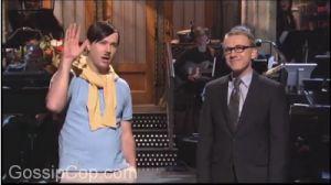 SNL tonight was hilarious! Taran Killum as Casual Hitler had me rolling.