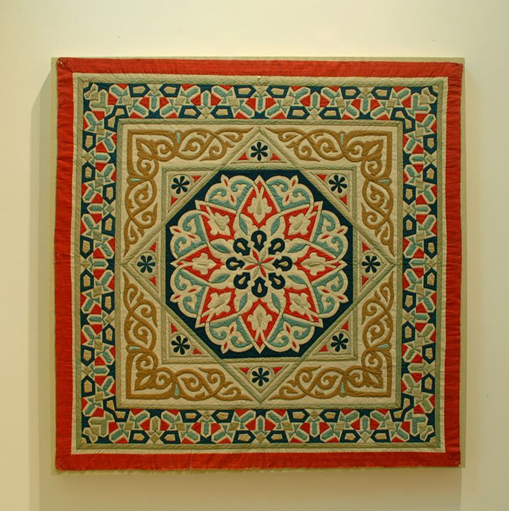 Egyptian Applique Khayameya   size 110 *110 cm  you can order by send e-mail to esamyasin@gmail.com