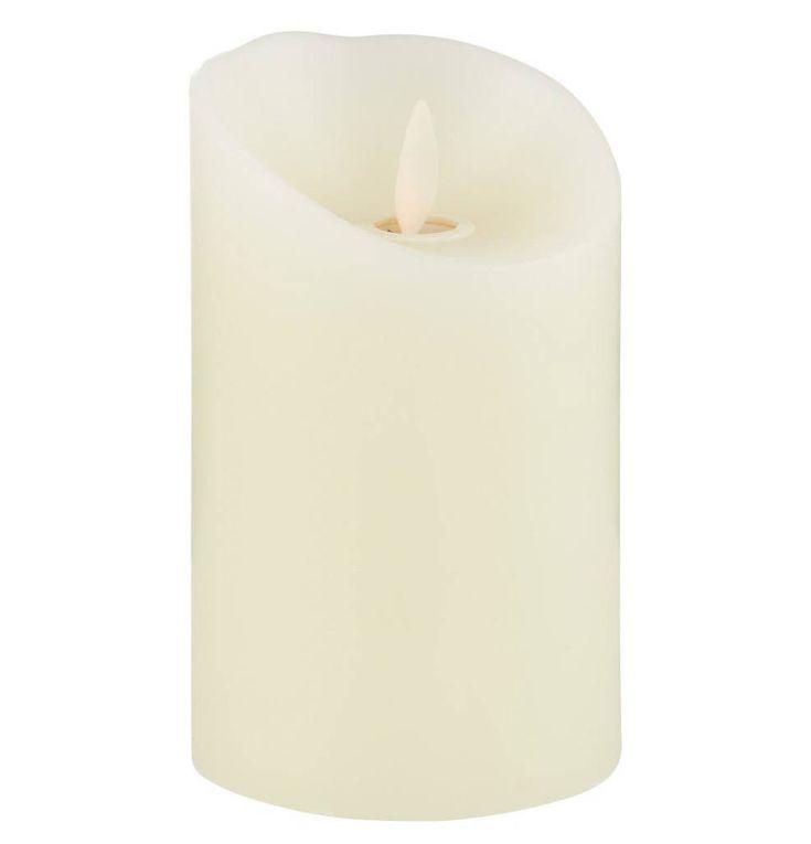Butlers Luminara Led Kerze Mit Beweglicher Flamme Led Kerzen
