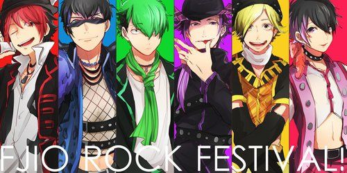 anime, choromatsu, and rock image