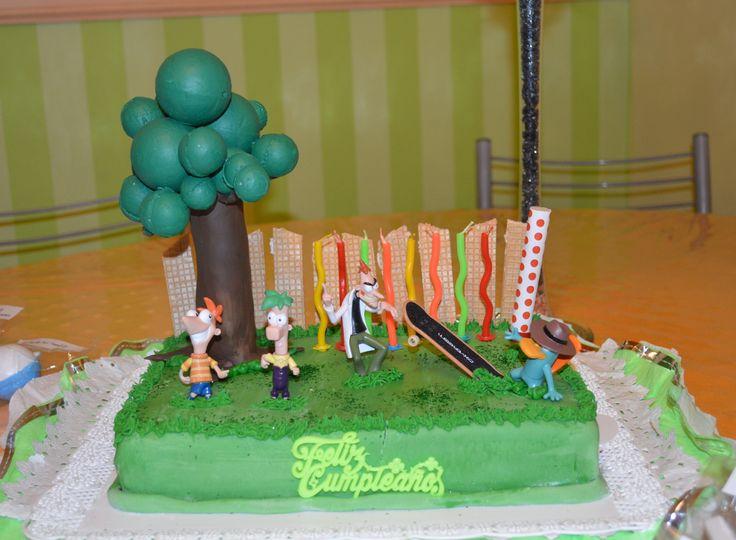 2014 Torta de cumplea