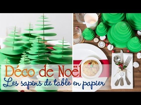 17 best images about no l christmas on pinterest - Decorer sa table de noel ...