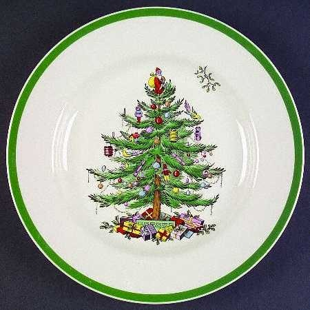 Christmas Tree pattern from Spode: Christmas Place, Christmas Dinners, Decoration Winter Christmas, Christmas Trees Spod, Daughters 2013, Place Sets, Spode, 2013 Tvs, Sets Tables