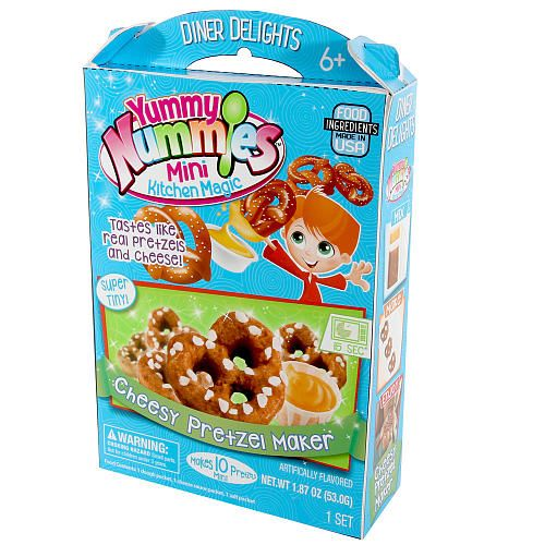 "Yummy Nummies Diner Delights - Cheesy Pretzel Maker - Blip Toys - Toys ""R"" Us"