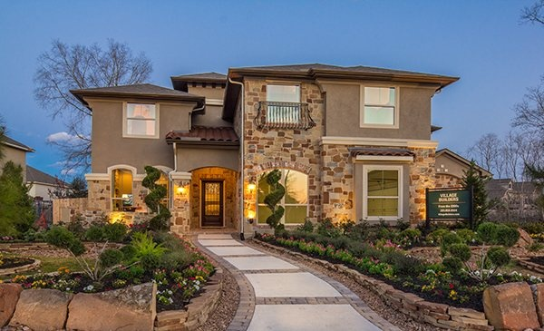 17 best ideas about village builders on pinterest life for Beautiful homes in houston