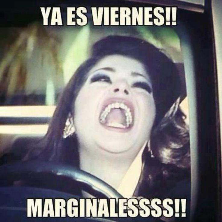 Soraya Montenegro /Ya es Viernes ¡Marginales! | Maria ...