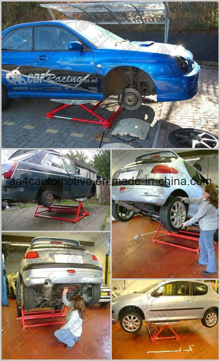 Aa4c Tilting Car Lift Aa Tl1500 Garage Car Lift Car Lifts Car