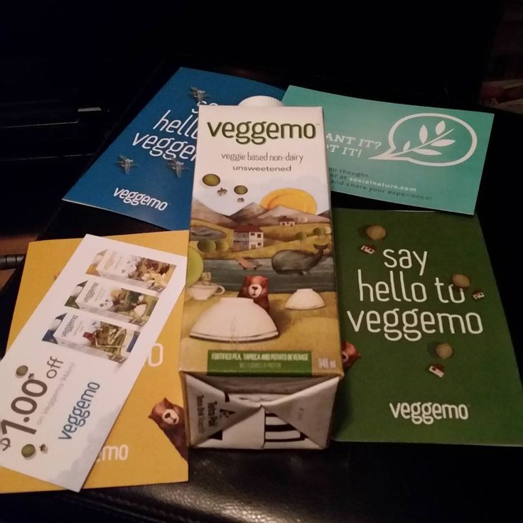 A new veggie milk to try  What to make first? #trynatural #go_veggemo #socialnature #igotitfree