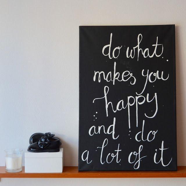 make it with heart: do what makes you happy quote