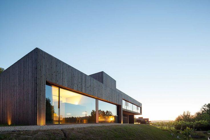 MONVERDE - Wine Experience Hotel . FCC - Arquitectura