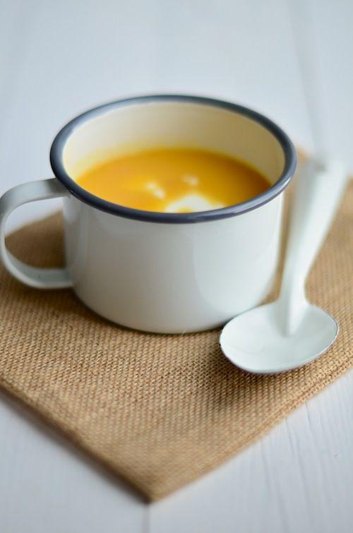snelle pompoensoep   easy pumpkin soup #fall #pumpkin #healthy food
