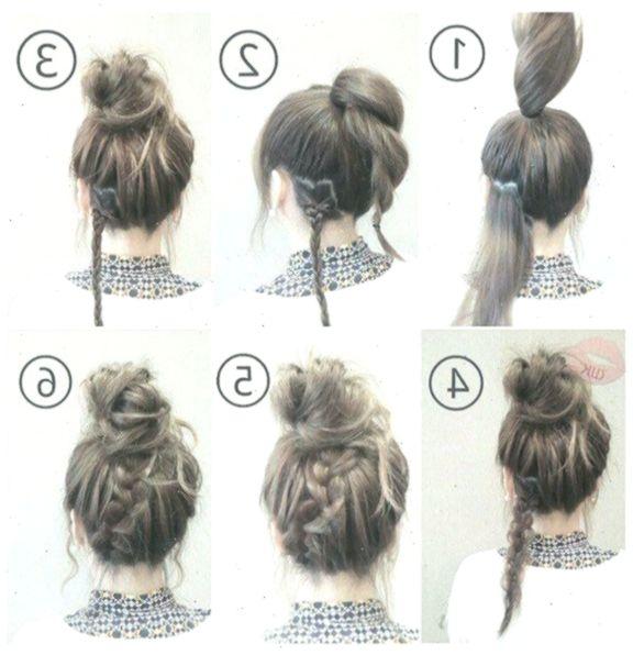 45 Beste Einfache Und Schnelle Frisuren Fur Die Schule Hairstyles Beste Die Einfache Fris In 2020 Quick Hairstyles For School Medium Hair Styles Quick Hairstyles