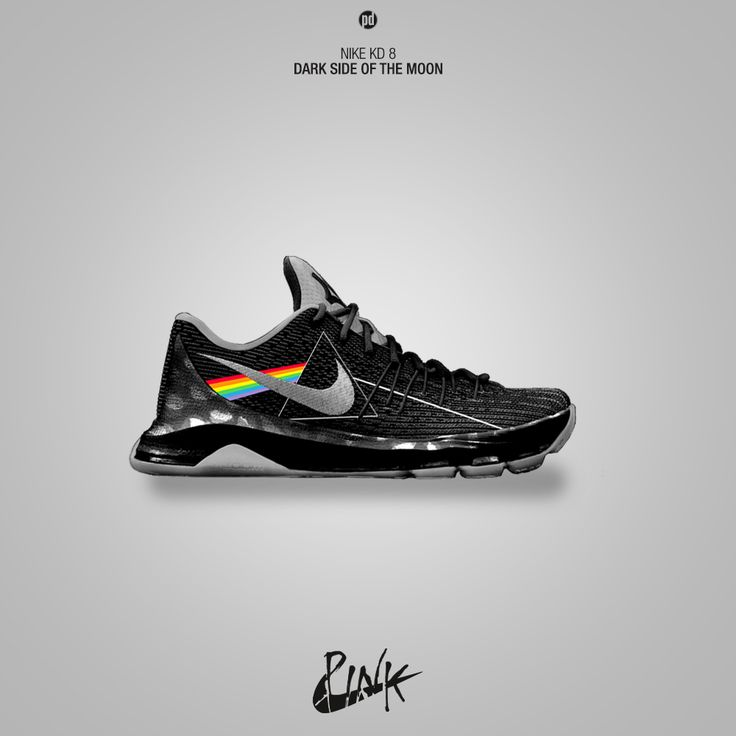 Patso Dimitrov from Copenhagan has designed a range of Nike basketball shoes  inspired by classic albums