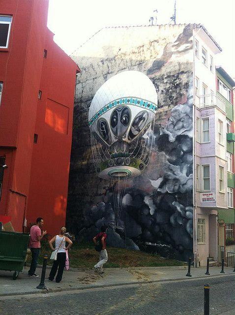 Yeldeğirmeni Muralİst Duvar Sanatı | Flickr - Photo Sharing!