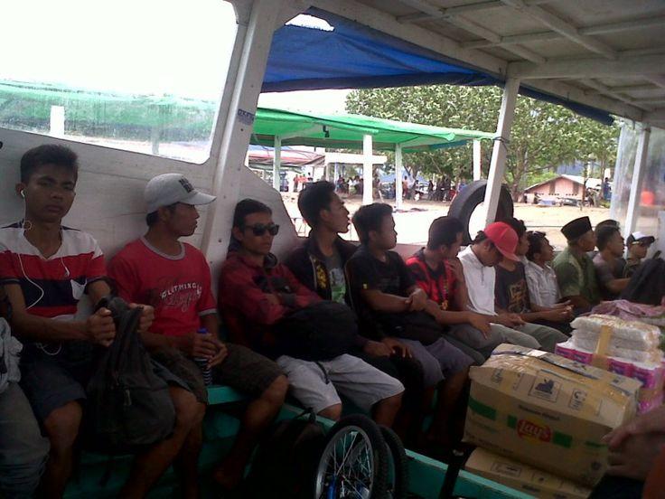 Gores tolong Gili trawangan Lombok