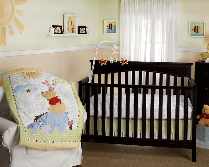 My Friend Pooh 4 Piece Crib Bedding Set: 16 Best What's In My Nursery: Bookworm Images On Pinterest