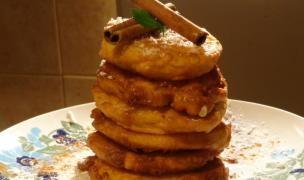 Τηγανίτες με μήλα (Παραδοσιακό) - Μαγειρική & Συνταγές