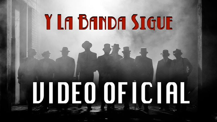 Los auténticos decadentes ft. Cacho Castaña - Y la banda sigue (video of...